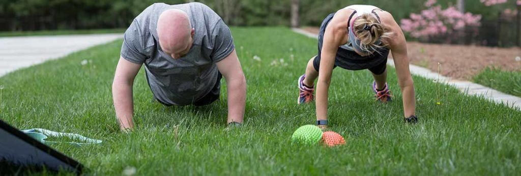 training planks