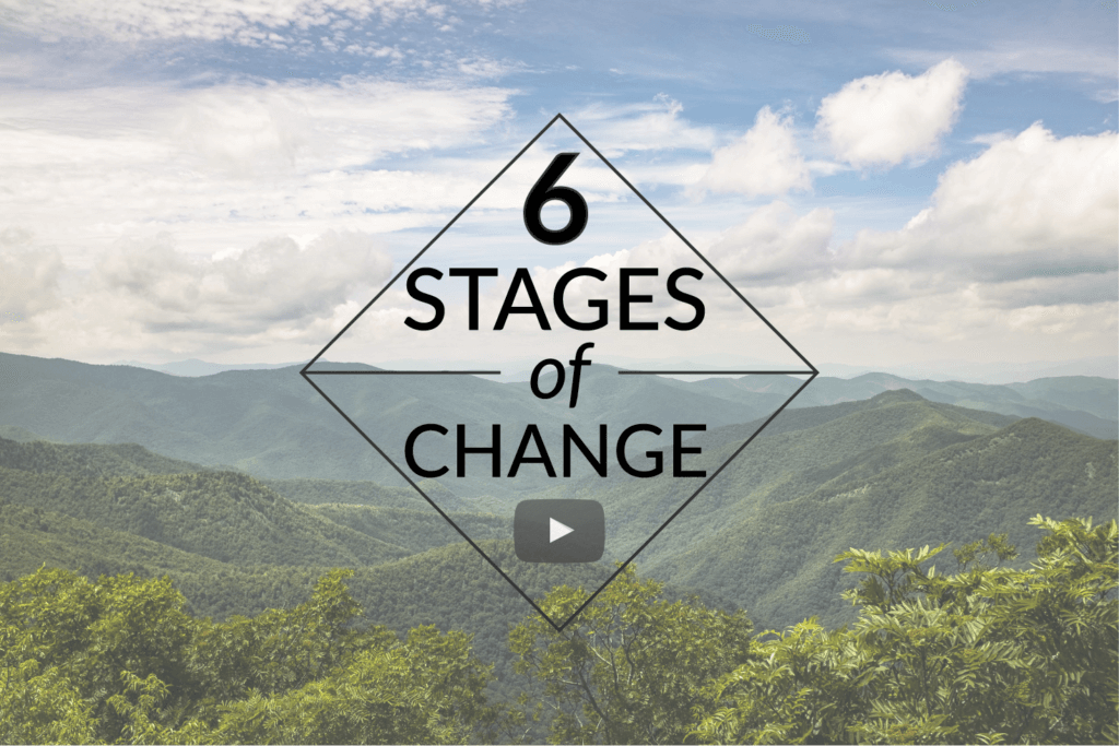 6 Stages of Changes