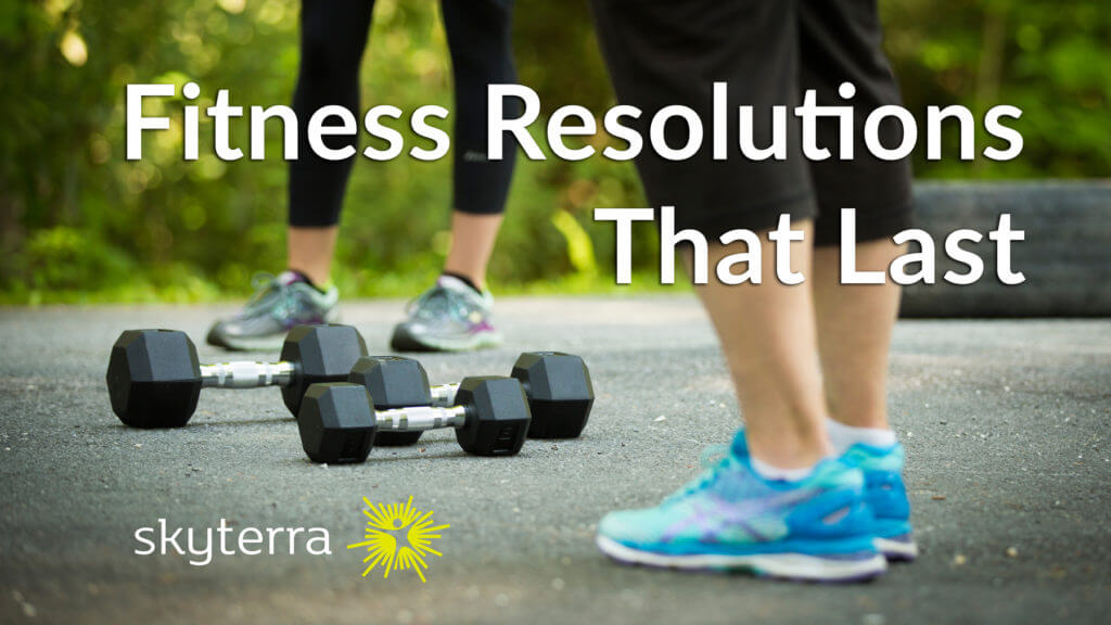 New Year's Fitness Resolutions