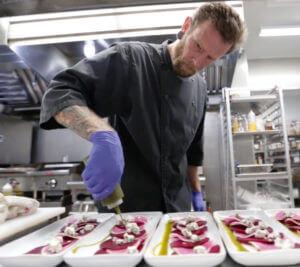 Skyterra Chef Michael Vess