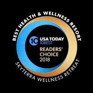 Skyterra Wellness Retreat - Best Health & Wellness Resort 2018