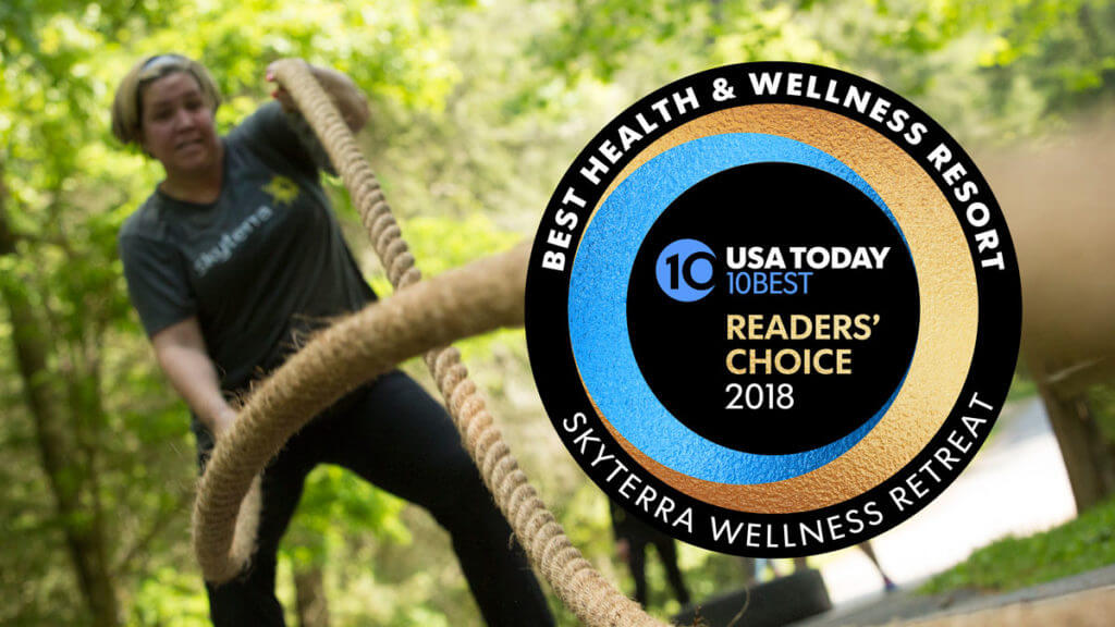Skyterra Wellness Retreat - Best Health & Wellness Resort 2018